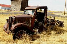 A Poor Old Truck | Flickr - Photo Sharing!