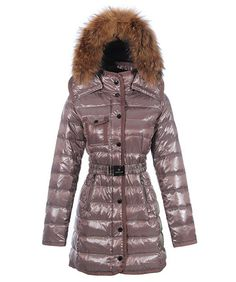 moncler buy online - Moncler Armoise Coat For Women Grey Long