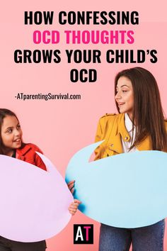 Does your child use confessions as an OCD coping mechanism? Confessing can be an OCD compulsion and can grow your child's OCD. This can happen even if your child has CBT (cognitive behavioral therapy) and ERT (exposure response therapy). Here is what to do about confessions. Ocd In Children, Anxiety In Children, Adhd Kids, Ocd Thoughts, How To Calm Anxiety, Mental Health Resources, Sensory Processing Disorder, Cognitive Behavioral Therapy