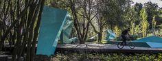 Gallery - Ribeiro do Matadouro Park / Oh!Land studio - 1