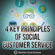 4 Key Principles of Social Customer Service