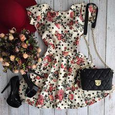 11.112015 verão mulheres flor Vestidos de impressão elegante vestido branco de manga curta a-line vestido vestido Plus Size roupas femininas