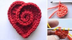 We all love to crochet flowers and clearly crocheting roses is one of the most frequent choices we take. We also love to crochet some hearts as well and I believe that most of us- crochet lovers, have crocheted both of them at some point in their crocheting career. Now imagine what a beautiful thing… Read More How to Crochet a Rosy Heart