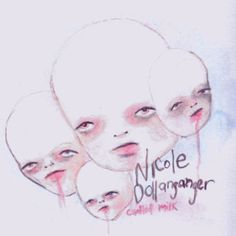 Nicole Dollanganger Curdled Milk cover art