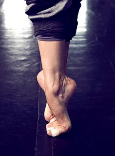 Dancers Feet!    Maria Brennan via Heather Moy onto dance like no one is watching...