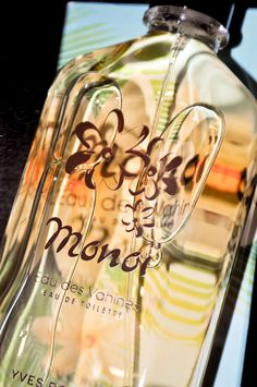 RAW loves the Monoi fragrance by Yves Rocher