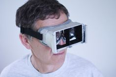 360specs Turn A Smartphone Into A Head Mounted Display!