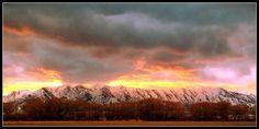 Wellsville Mountains - Wellsville, Utah
