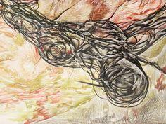 2013 - Metamorphose, Detail Detail, Abstract, Artwork, Pictures, Summary, Work Of Art, Auguste Rodin Artwork, Artworks, Illustrators