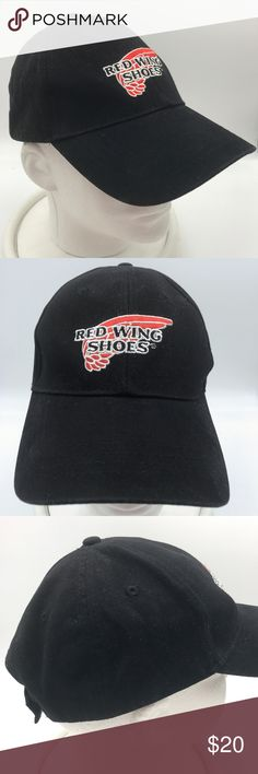 online retailer a541a d1a28 I just added this listing on Poshmark  Red Wing Shoes Baseball Cap  Adjustable.
