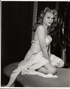 Julie Newmar Photo: Peter Basch