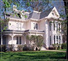 Truman Home: Independence, Missouri. I lived two blocks away and walked past often and saw Mr. Truman many times, usually sitting near the window, reading.
