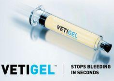 Gel Stops Bleeding In Under 10 Seconds