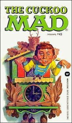 The Cuckoo MAD | Alfred E. Neuman