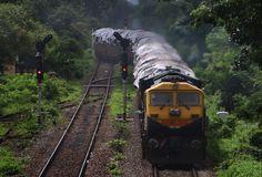 Coal Burying Goa: What the toxic train leaves in its wake