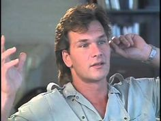 Patrick Swayze — beautiful dance performance with his wife Lisa Niemi - YouTube
