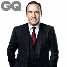 Kevin Spacey gets political - GQ.co.uk