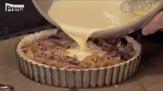 Pohlreich peče lotrínský koláč, francouzskou klasiku Pudding, Tv, Desserts, Life, Food, Tailgate Desserts, Deserts, Essen, Puddings