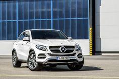 Mercedes-Benz GLE 350 d Coupé 4MATIC [Fuel consumption combined: 7,2-6,9 (l/100 km) | CO2 emission combined: 187-180 g/km] #mbhess #mercedes #gle