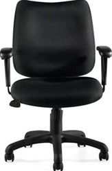 Offices To Go Tilter Chair with Arms 11612B #TaskChairs