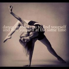 And this is why I love #dance!