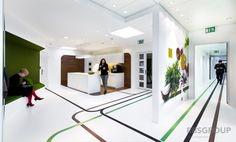 Compass Group's New Offices