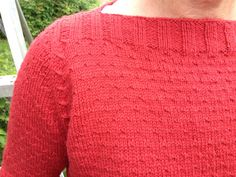 Learn top down, set in sleeves on our tutorial page! Flora and Fauna Knitwear Designs http://florandfauna.wix.com/florandfauna