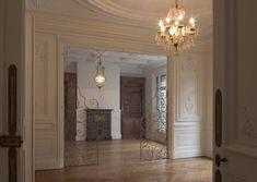 realisation - Hôtel particulier - Delphine LANNOY || Architecte d'intérieur - TOULOUSE