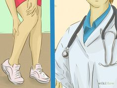 How to Treat a Cramped Muscle -- via wikiHow.com