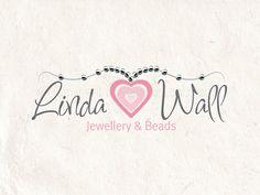 Premade jewelry logo design. jewelry logo using by AquariusLogos, $25.00