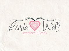 Premade jewelry logo design. jewelry logo using by AquariusLogos, $25.00