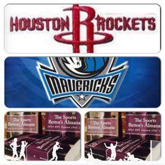 "4/26/15 NBA Playoffs: #Houston #Rockets vs #Dallas #Mavericks (Take: Rockets -3,Under 219) (THIS IS NOT A SPECIAL PICK ) ""The Sports Bettors Almanac"" SPORTS BETTING ADVICE  On  95% of regular season games ATS including Over/Under   1.) ""The Sports Bettors Almanac"" available at www.Amazon.com  2.) Check for updates   Marlawn Heavenly VII ( SportyNerd@ymail.com )  #NFL #MLB #NHL #NBA #NCAAB #NCAAF #LasVegas #Football #Basketball #Baseball #Hockey #SBA #Boxing #Business #Entrepreneur #Investing…"