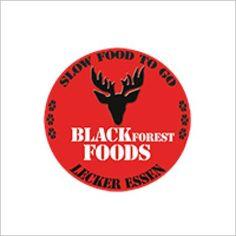 Logo Foodtruck Blackforest-Foods