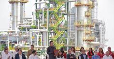 Enorme inversión en Pemex