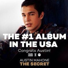 OH MY GOSH CONGRATS AUSTIN ILYSM AND IM SO PROUD OF YOU IM GONNA GO CRY NOW #ProudMahomie