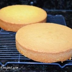 How to Make Perfect Sponge Cake