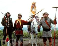 The nature of Monkey was IREPRESSABLE! What a great show this was. One of my all time favorite shows from the era Monkey Tv Series, Journey To The West, Monkey King, Kids Tv, Big Kids, Old Tv Shows, Vintage Tv, My Childhood Memories, 1970s Childhood