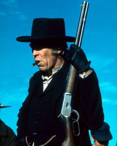 James Coburn as Sheriff Pat Garrett from Pat Garrett & Billy the Kid