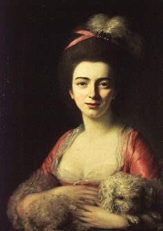 1760s Nathaniel Hone - Portrait of a Lady