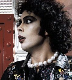 The Rocky Horror Picture Show Tim Curry Rocky Horror, Rocky Horror Show, The Rocky Horror Picture Show, Comedy Movies, Horror Movies, Creatures Of The Night, Vintage Horror, Vintage Movies, Movies Showing