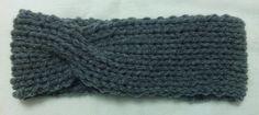 Ravelry: Totally Twisted Headband pattern by Kayla Joy Christensen