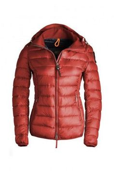 Women's Parajumpers Juliet 6 Jackets Rust Save: off