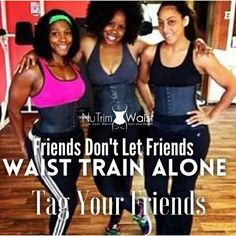 TAG YOUR FRIENDS TO WAIST-TRAIN WITH! Voted #1 in quality worldwide! Re-stocked! Wholesale also available! - - - Use promo code NUTRIMWAIST for 10% off! - - - BUY 2 TRAINERS  GET A FREE BUTT-LIFTER THIS WEEKEND! - - -  For all orders  please go to WWW.NUTRIMWAIST.COM - - #WaistTraining #WaistTrainer #KimK #Whatsawaist #Lhhh #Bodyshapers #Slimthick #ThimSlick #HourGlass #Waistcincher #CorsetTrainer #Curves #theknot#fajas #weightloss  #fitness #health #nutrimwaist #buttlifters