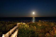 Beautiful evening in Corolla, NC