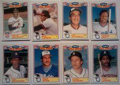 16 1985 Topps baseball card lot 1984 All-Star Team Baseball Cards, HOF players
