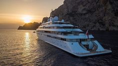 What do you like most about Golden Odyssey? We love everything about the exterior design by Martin Francis. : @hud5on ・・・ #lurssen #billionaire #megayacht #millionaire #superyachtyard #yacht #yachts #yachtlife #yachting #megayacht #millionaire #privateyacht #photography #summer #france #frenchriviera #barcelona #YachtWorld #lifeatsea #travel #capri #italy