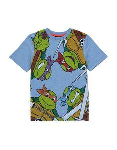 Teenage Mutant Ninja Turtles T-Shirt   Boys   George at ASDA