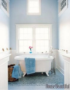 Dream Bathrooms - Bathroom Decorating Ideas - House Beautiful
