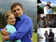 Der Bergdoktor: Martin Gruber & die Frauen Hans Gruber, Fulton, Couple Photos, Couples, Movies, Tv, Vintage, Movie, Alps