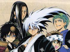 nura rise of the yokai clan | Wallpapers of Nura Rise of the Yokai Clan Anime